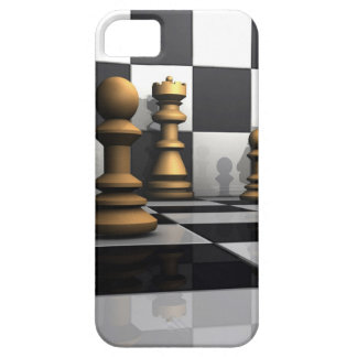 King Chess Play Case For The iPhone 5