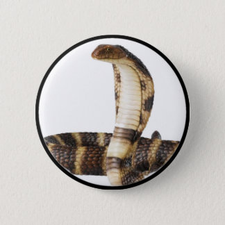 """King Cobra 1"" 2 Inch Round Button"