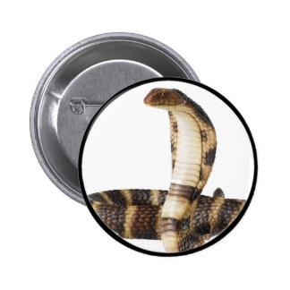 """""""King Cobra 1"""" 2 Inch Round Button"""