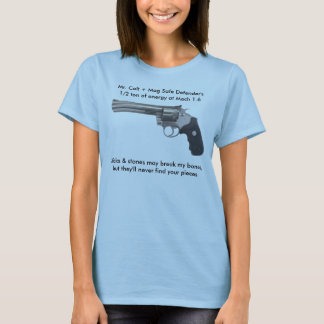 King Cobra, Mr. Colt + Mag Safe Defender's1/2 t... T-Shirt