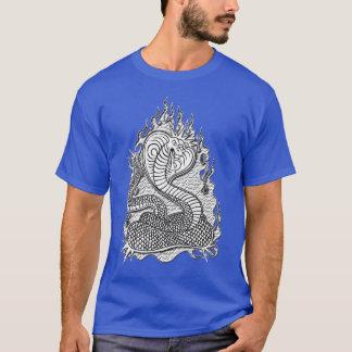 King Cobra On Fire T-Shirt