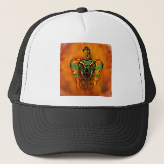 King Cobra Shirt Trucker Hat