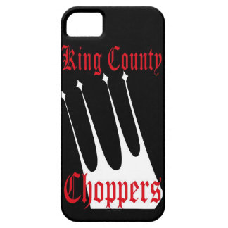 King County Choppers Case For iPhone 5/5S