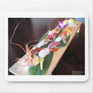King Crab Tuna Sushi Womens Gifts Cards Mouse Pads