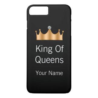 King Crown Heraldic Design iPhone 8 Plus/7 Plus Case