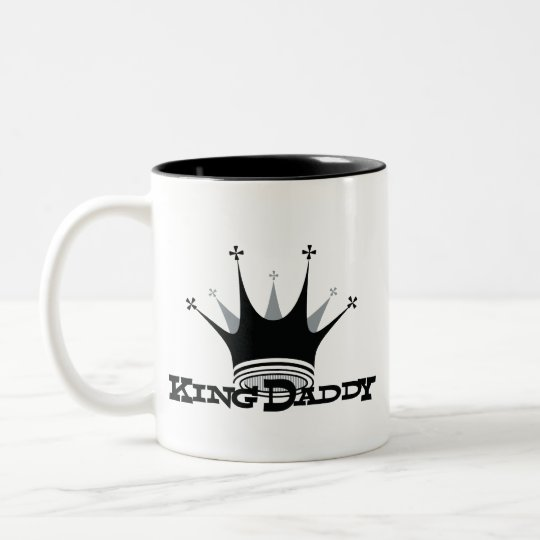 King Daddy Coffee Mug