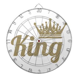 King Dartboard