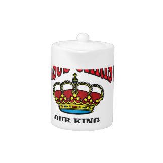 king deliverer all jc