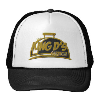 KING D'S BARBEQUE HAT