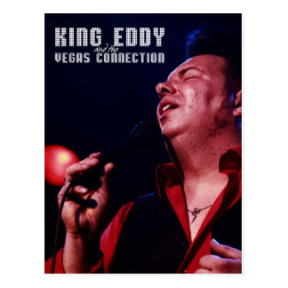 King Eddy postcard