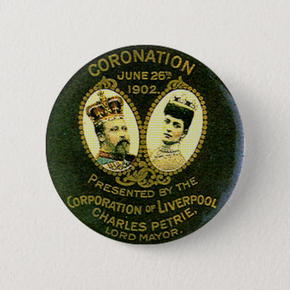 King Edward - Button