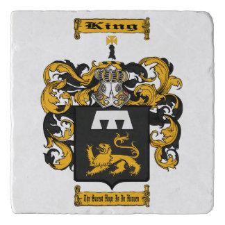 King (English) Trivet
