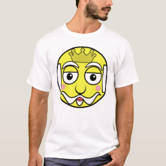 King Face T-Shirt