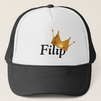 King Filip cap