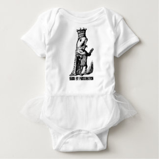 King fish:  Error by Proclamation Baby Bodysuit