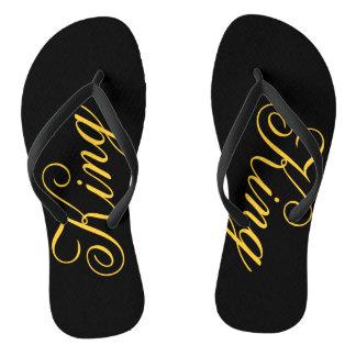 King Flip Flops