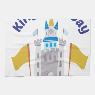 King For Day Kitchen Towel