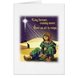 King Forever Card