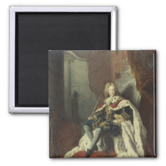 King Frederick I of Prussia Square Magnet