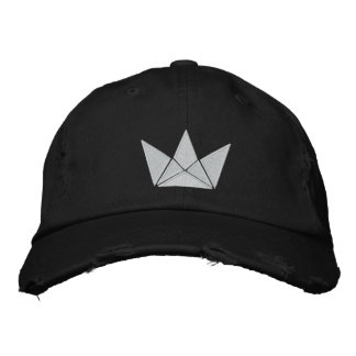 KIng Game DEsign Embroidered Hat