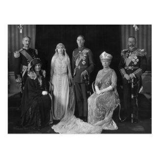 King George V of Great Britain Postcard