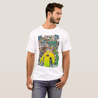 King Ghostal Army T-Shirt