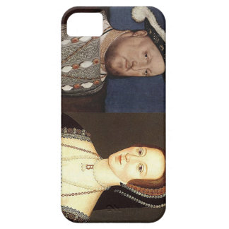 King Henry VIII and Anne Boleyn iPhone 5 Cases
