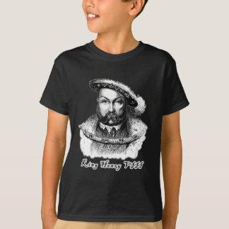King Henry VIII Portrait Tshirts, Tote Bags T-Shirt