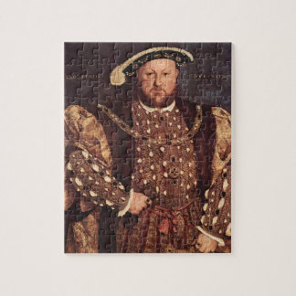 King Henry VIII Puzzle