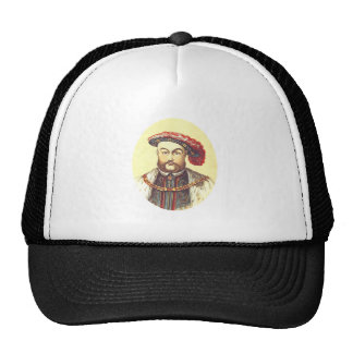 King Henry VIII, the Eight, 8th Trucker Hat
