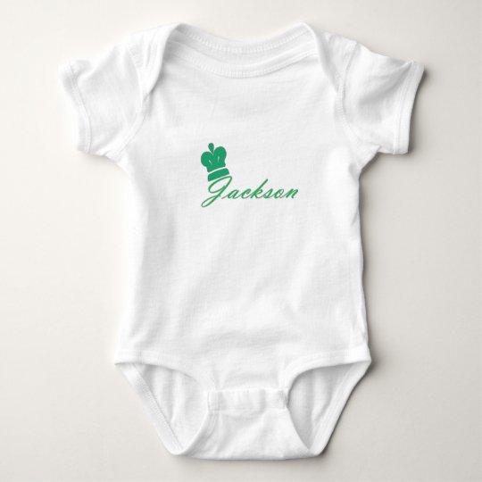 King Jackson Baby Bodysuit