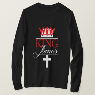 King James Bible Verse T-Shirt