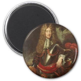 King James II Magnet