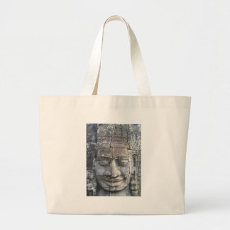 King Jayavarman VII Jumbo Tote Bag