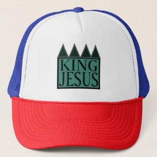 King Jesus Christian Trucker's Hat