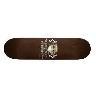 King John Quote Skateboard Decks