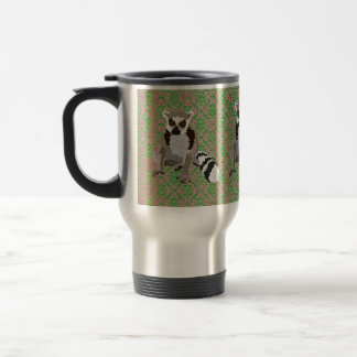 King Julian Damask Travel Mug