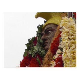King Kamehameha 1 Postcard