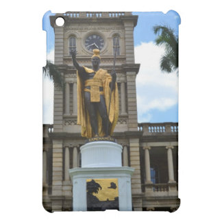 King Kamehameha Statue Case iPad Mini Cover