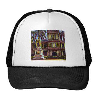 King Kamehameha Statue Trucker Hat