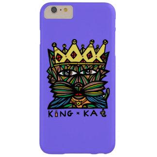 """""""King Kat"""" Apple & Samsung Phone Case"""