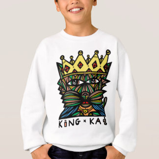 """King Kat"" Boys' Sweatshirt"