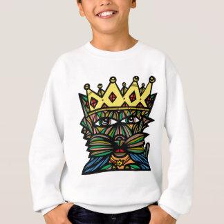 """King Kat"" Kids' Hanes Sweatshirt"