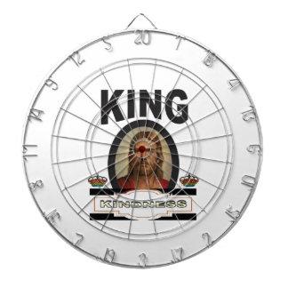 king kindness lord dartboard