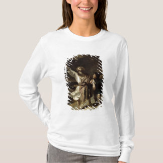King Lear and the Fool in the Storm T-Shirt