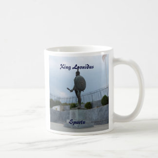 King Leonidas of Sparta Coffee Mug