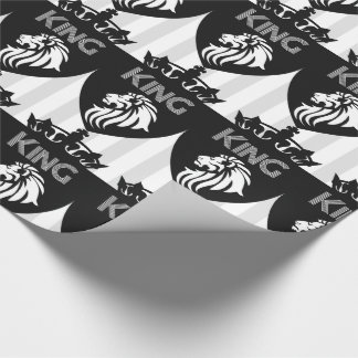 King Linen Wrapping Paper