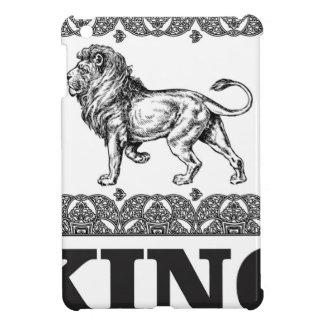 king lion box iPad mini cover