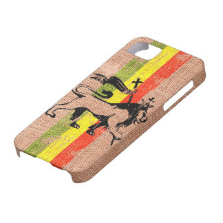 King lion iPhone 5 cover