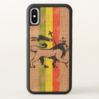 King lion iPhone x case